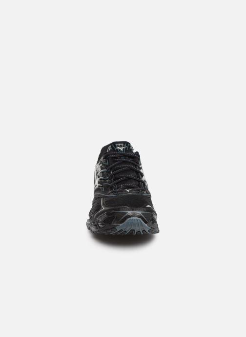 Chaussures de sport Mizuno Wave Prophecy 8 Noir vue portées chaussures