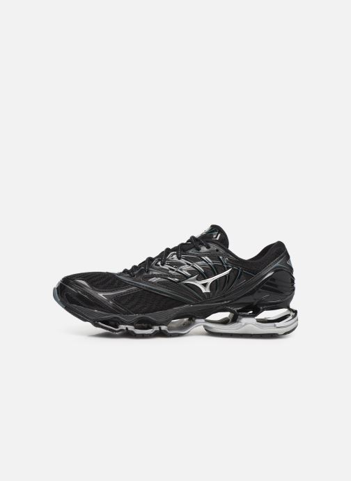 Chaussures de sport Mizuno Wave Prophecy 8 Noir vue face
