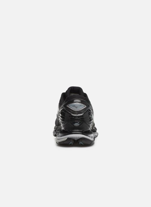 Sport shoes Mizuno Wave Prophecy 8 Black view from the right