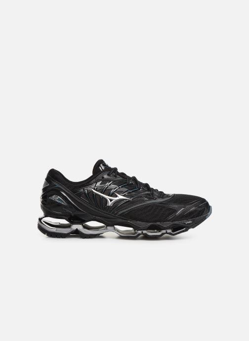 Chaussures de sport Mizuno Wave Prophecy 8 Noir vue derrière