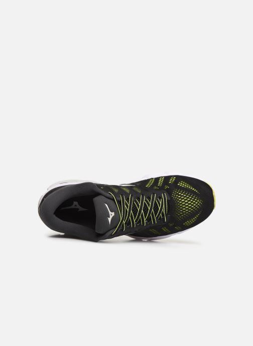 Chaussures de sport Mizuno Wave Ultima 11 Noir vue gauche