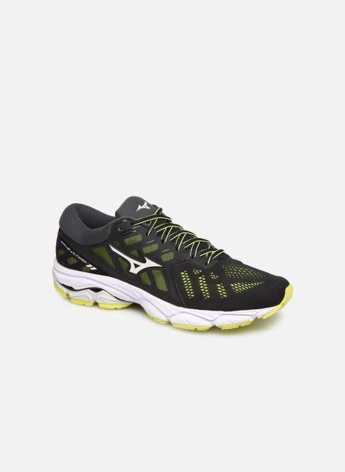 Chaussures de sport Mizuno Wave Ultima 11 Noir vue détail/paire