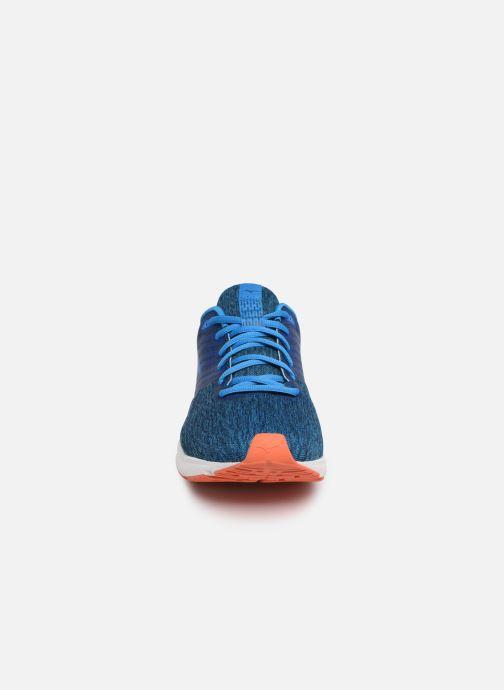 Chaussures de sport Mizuno Mizuno Ezrun Lx 2 Bleu vue portées chaussures