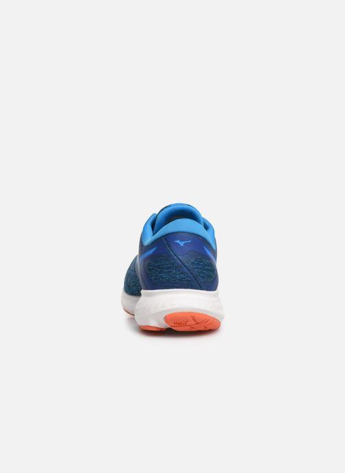 Chaussures de sport Mizuno Mizuno Ezrun Lx 2 Bleu vue droite