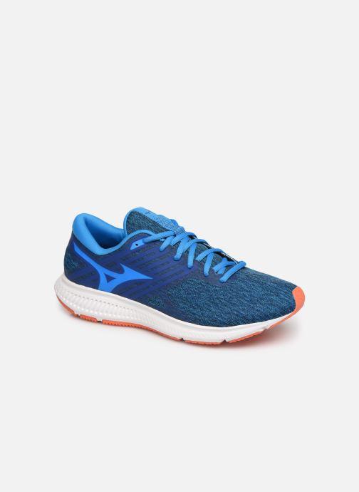 Sport shoes Mizuno Mizuno Ezrun Lx 2 Blue detailed view/ Pair view