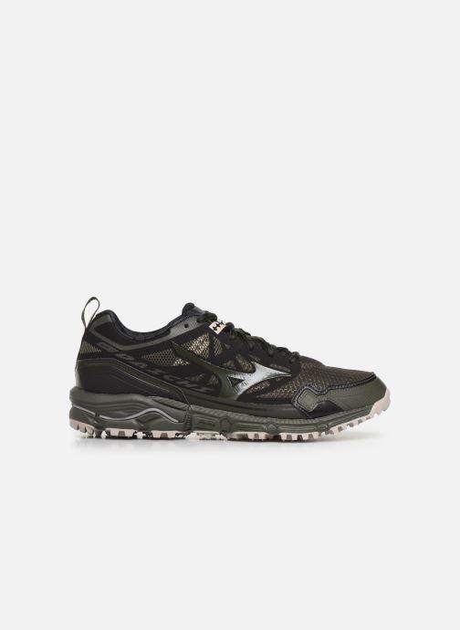 Chaussures de sport Mizuno Wave Daichi 4 Noir vue derrière