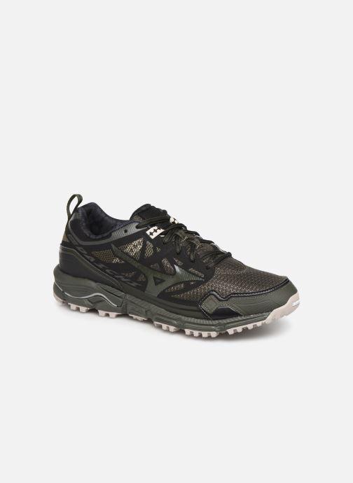 Chaussures de sport Mizuno Wave Daichi 4 Noir vue détail/paire