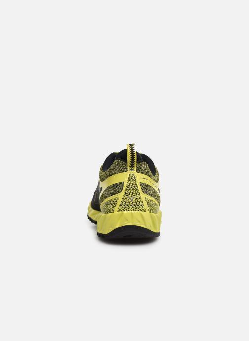 Chaussures de sport Mizuno Wave Ibuki Noir vue droite