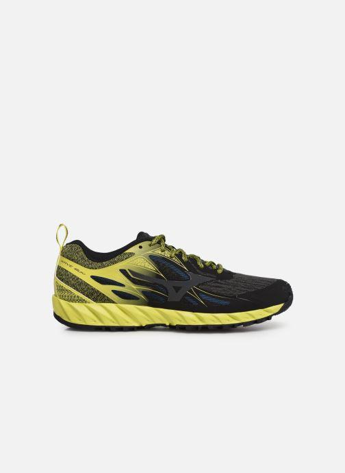 Chaussures de sport Mizuno Wave Ibuki Noir vue derrière