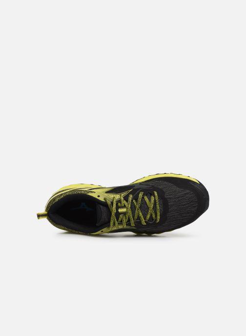 Chaussures de sport Mizuno Wave Ibuki Noir vue gauche