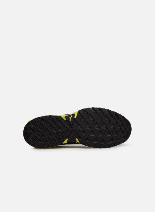 Chaussures de sport Mizuno Wave Ibuki Noir vue haut