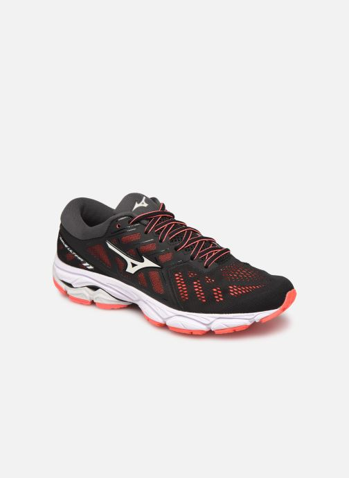 Sport shoes Mizuno Wave Ultima 11 - W Black detailed view/ Pair view