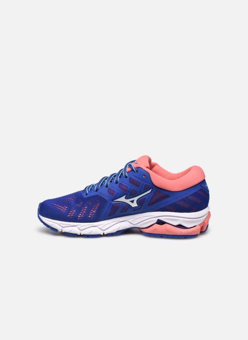 Chaussures de sport Mizuno Wave Ultima 11 - W Bleu vue face