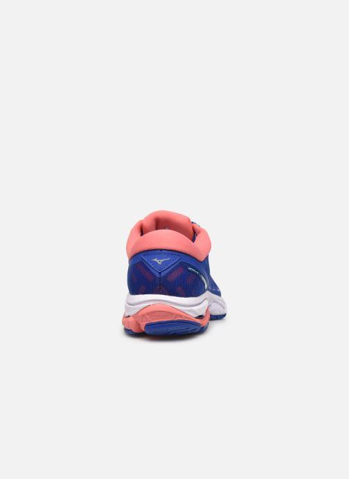 Chaussures de sport Mizuno Wave Ultima 11 - W Bleu vue droite