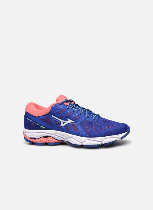 Chaussures de sport Mizuno Wave Ultima 11 - W Bleu vue derrière
