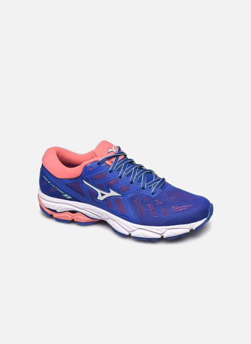 Chaussures de sport Mizuno Wave Ultima 11 - W Bleu vue détail/paire