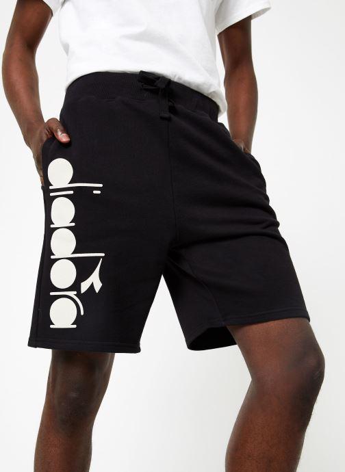 Vêtements Diadora Bermuda Bl Noir vue détail/paire