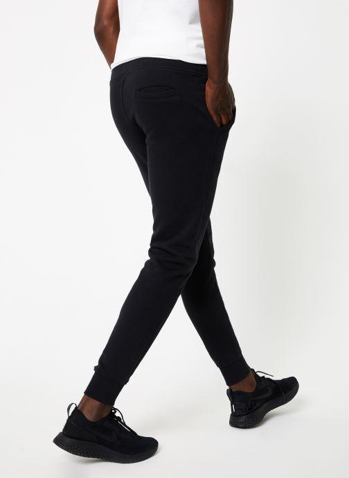 Vêtements Diadora Pant 5Palle Noir vue portées chaussures