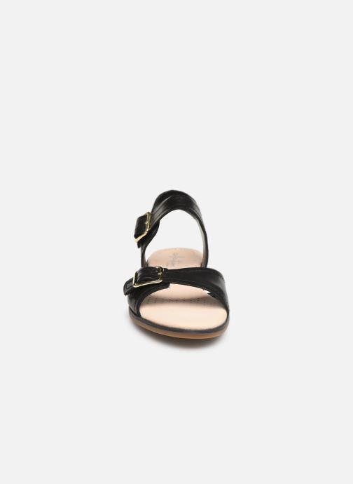 Sandaler Clarks BAY PRIMROSE Svart bild av skorna på
