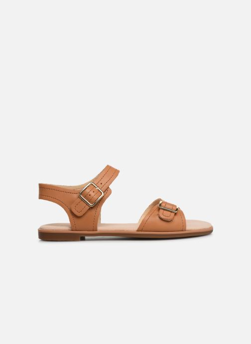 Tan Leather Bay Et pieds Nu Light Clarks Sandales Primrose jqLA35Rc4
