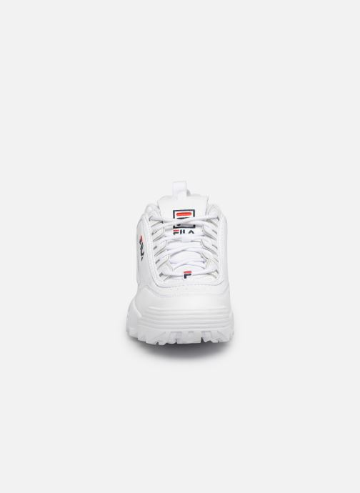 Trainers FILA Disruptor Low M White model view