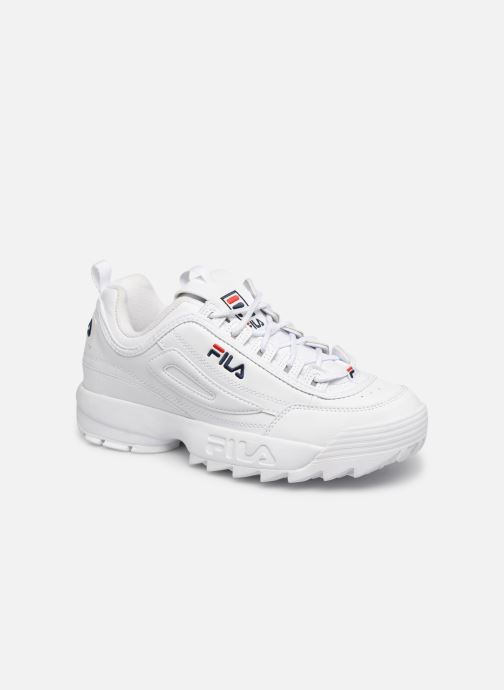 Trainers FILA Disruptor Low M White detailed view/ Pair view