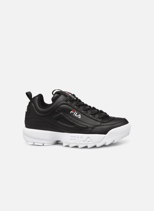 Sneakers FILA Disruptor Low M Nero immagine posteriore
