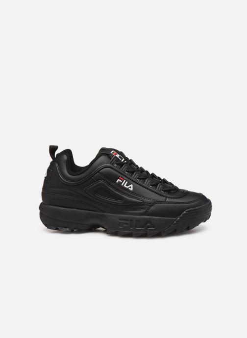 Sneakers FILA Disruptor Low M Nero immagine posteriore