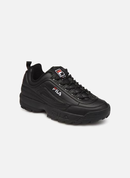 Sneakers FILA Disruptor Low M Sort detaljeret billede af skoene