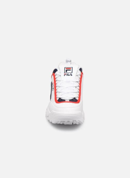 Baskets FILA Disruptor Low M Multicolore vue portées chaussures