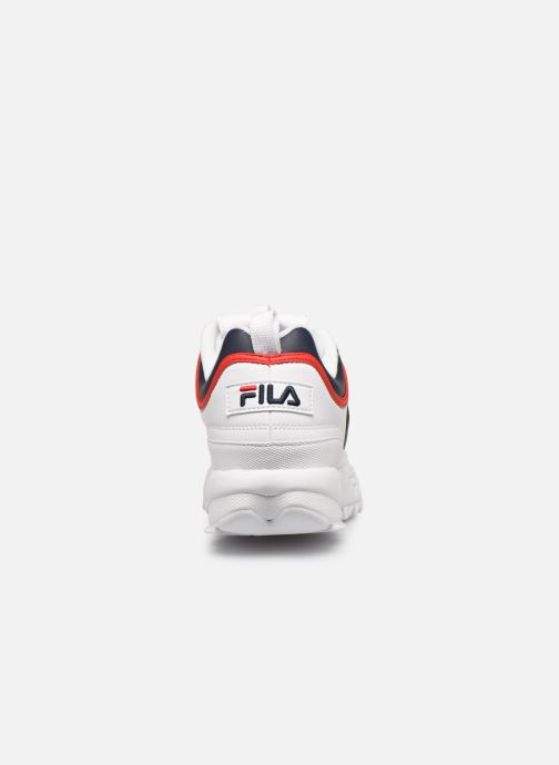 Baskets FILA Disruptor Low M Multicolore vue droite