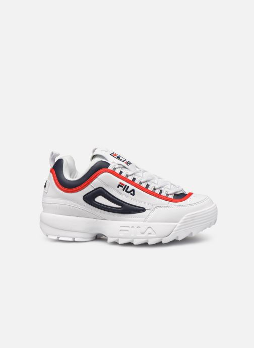 Trainers FILA Disruptor Low M Multicolor back view