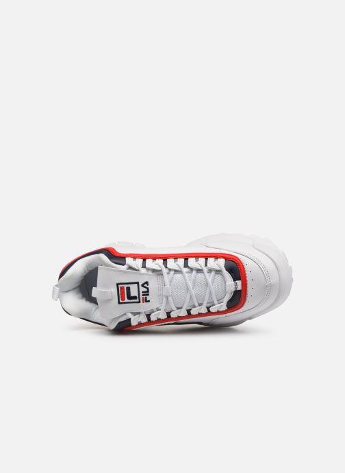 Baskets FILA Disruptor Low M Multicolore vue gauche