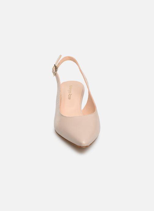Escarpins Georgia Rose Augustina Beige vue portées chaussures