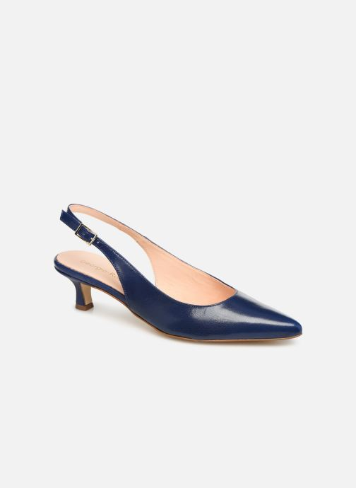 Pumps Georgia Rose Augustina Blauw detail