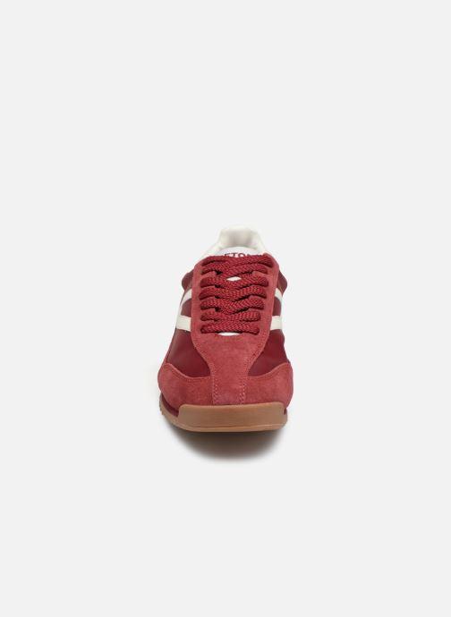 Baskets Tretorn Rawlins 2 Rouge vue portées chaussures