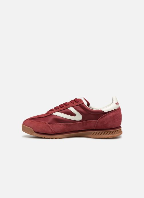 Trainers Tretorn Rawlins 2 Red front view