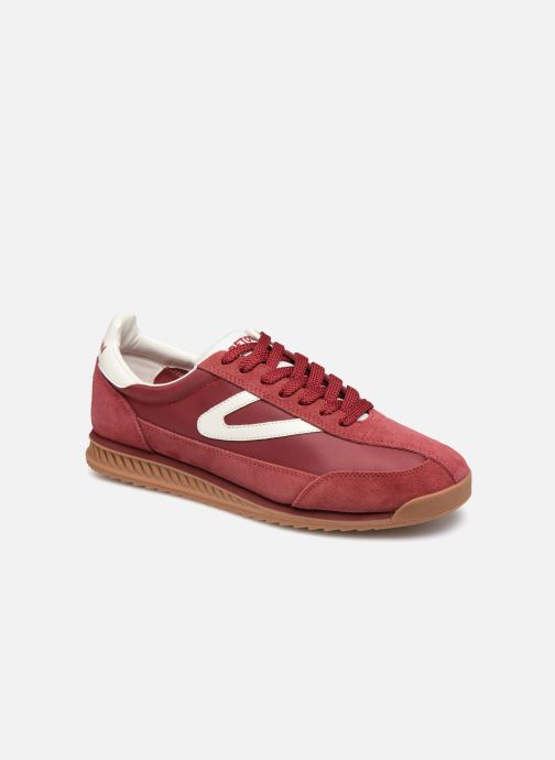 Trainers Tretorn Rawlins 2 Red detailed view/ Pair view