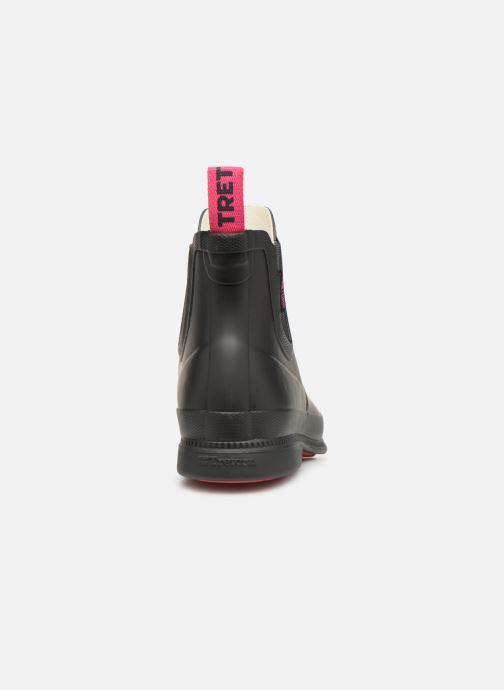 Bottines et boots Tretorn Eva Lag Noir vue droite