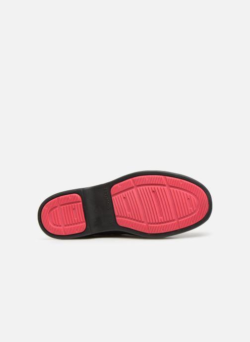 Bottines et boots Tretorn Eva Lag Noir vue haut