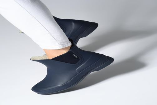 Bottines et boots Tretorn Eva Lag Vert vue bas / vue portée sac
