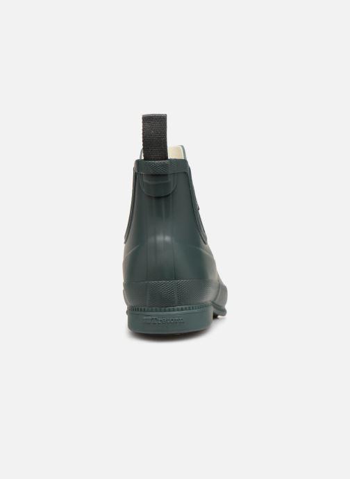 Bottines et boots Tretorn Eva Lag Vert vue droite