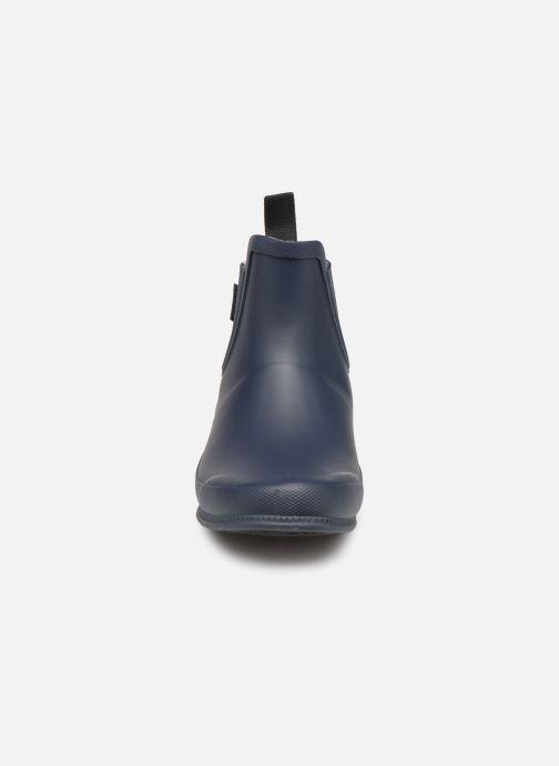 Bottines et boots Tretorn Eva Lag Bleu vue portées chaussures