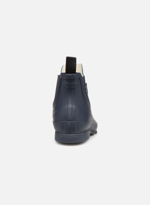Bottines et boots Tretorn Eva Lag Bleu vue droite
