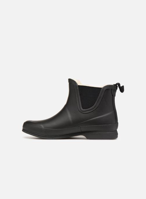 Bottines et boots Tretorn Eva Classic Leather Noir vue face