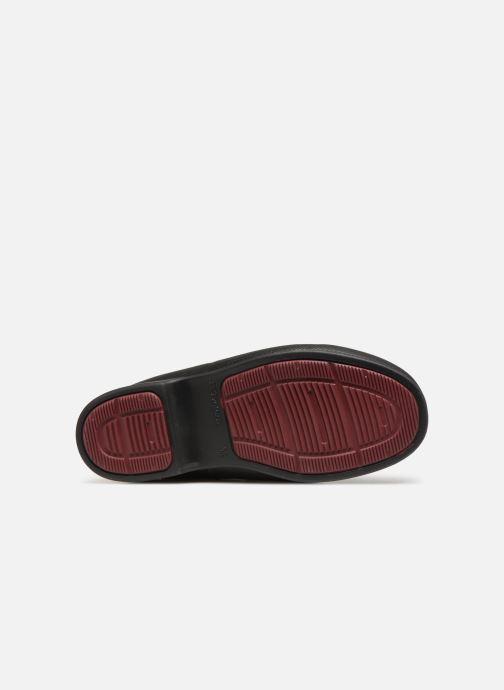 Bottines et boots Tretorn Eva Classic Leather Noir vue haut