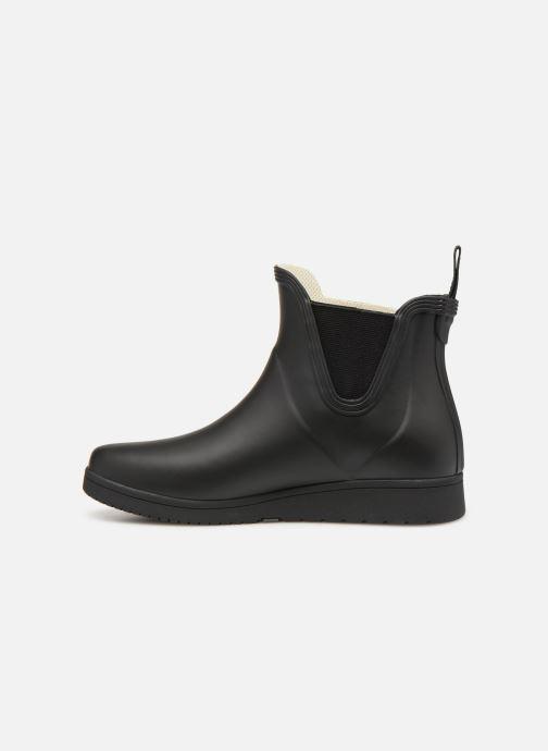 Boots en enkellaarsjes Tretorn Charlie Zwart voorkant