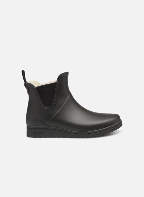 Bottines et boots Tretorn Charlie Noir vue derrière