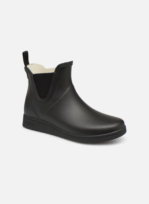Boots en enkellaarsjes Tretorn Charlie Zwart detail
