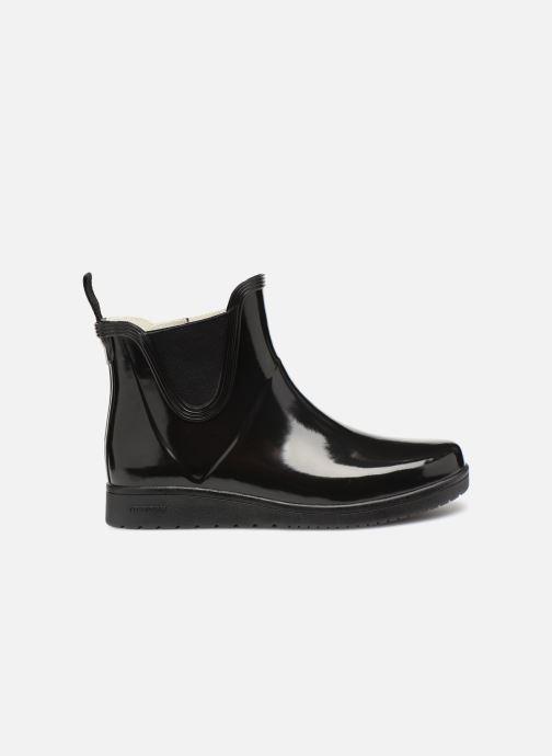 Bottines et boots Tretorn Charlie Classic Patent Noir vue derrière